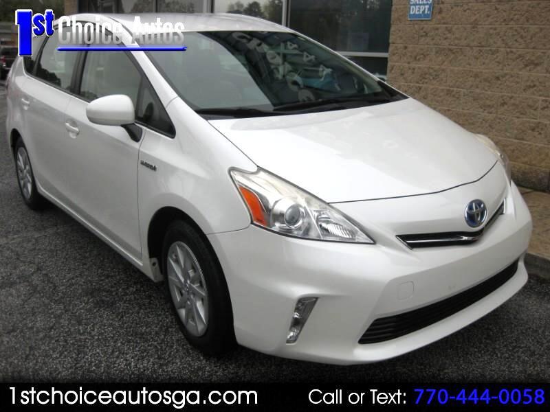 2013 Toyota Prius V 5dr Wgn Three (Natl)