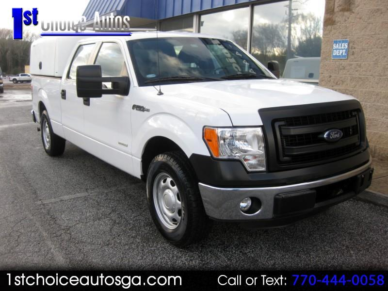 "2013 Ford F-150 2WD SuperCrew 157"" XL w/HD Payload Pkg"