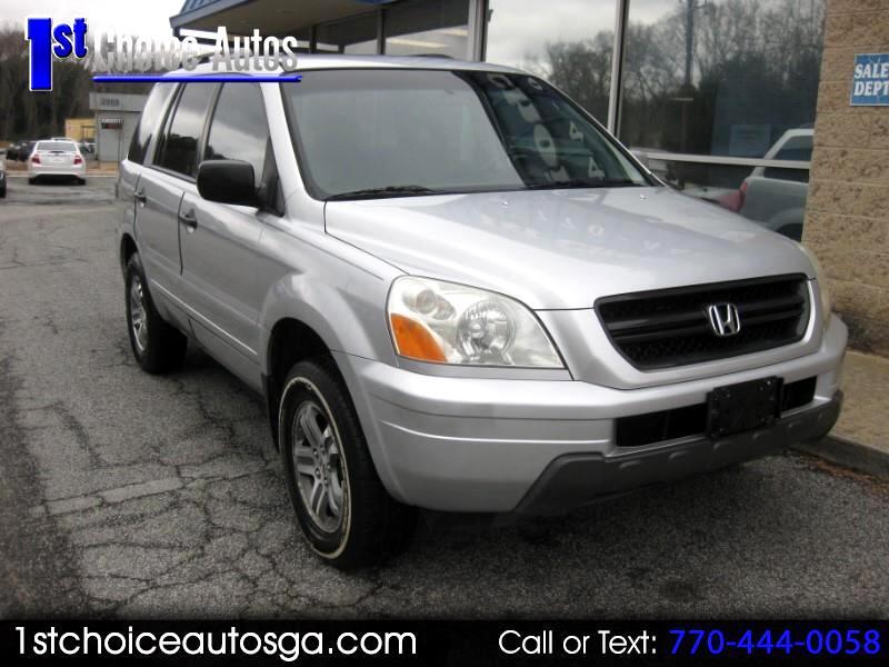 2005 Honda Pilot EX AT