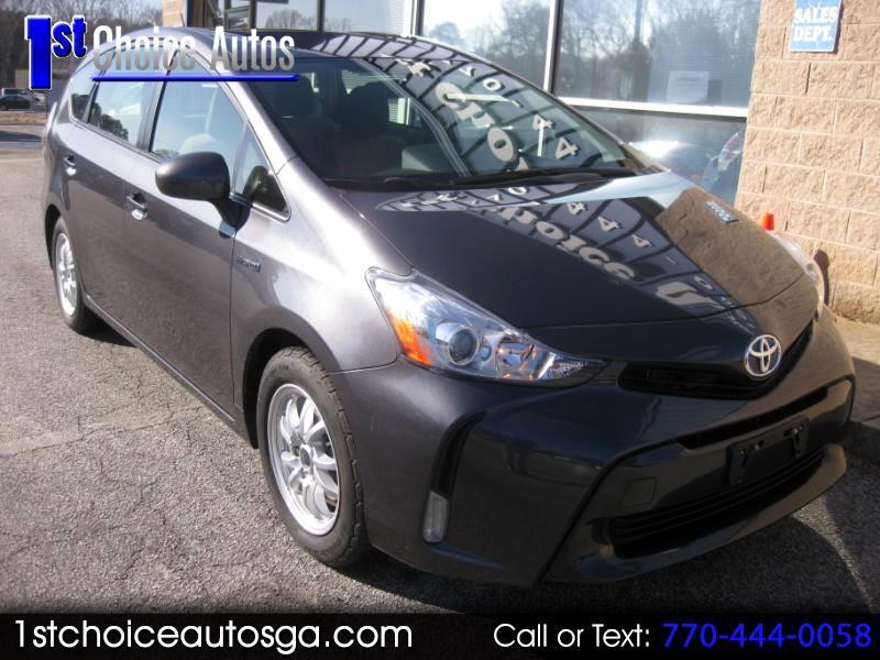 2015 Toyota Prius V 5dr Wgn Three (Natl)