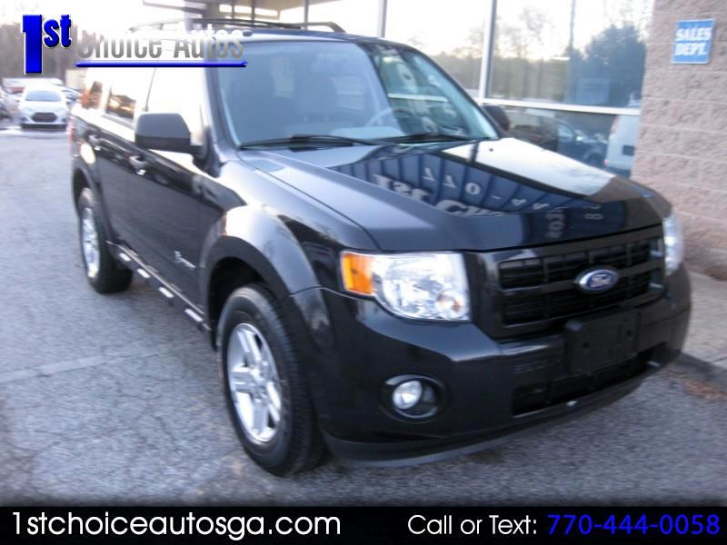 2011 Ford Escape FWD 4dr Hybrid