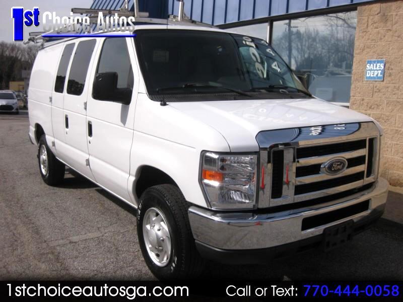2014 Ford Econoline Cargo Van E-250 Recreational