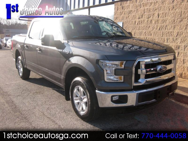 2015 Ford F-150 2WD SuperCrew 139