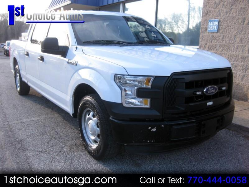 "2015 Ford F-150 2WD SuperCrew 157"" King Ranch"