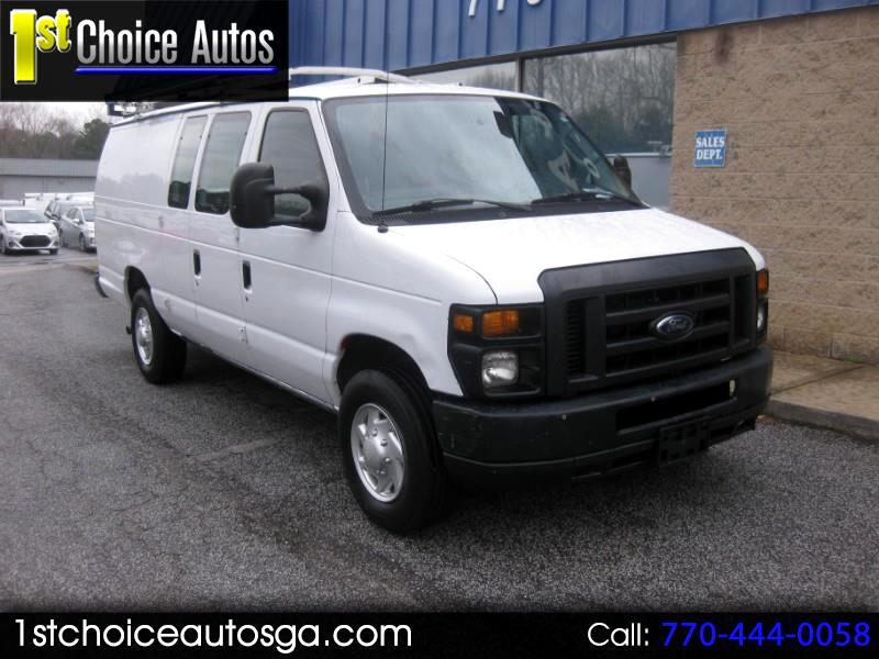 2013 Ford Econoline Cargo Van E-350 Super Duty Ext Recreational