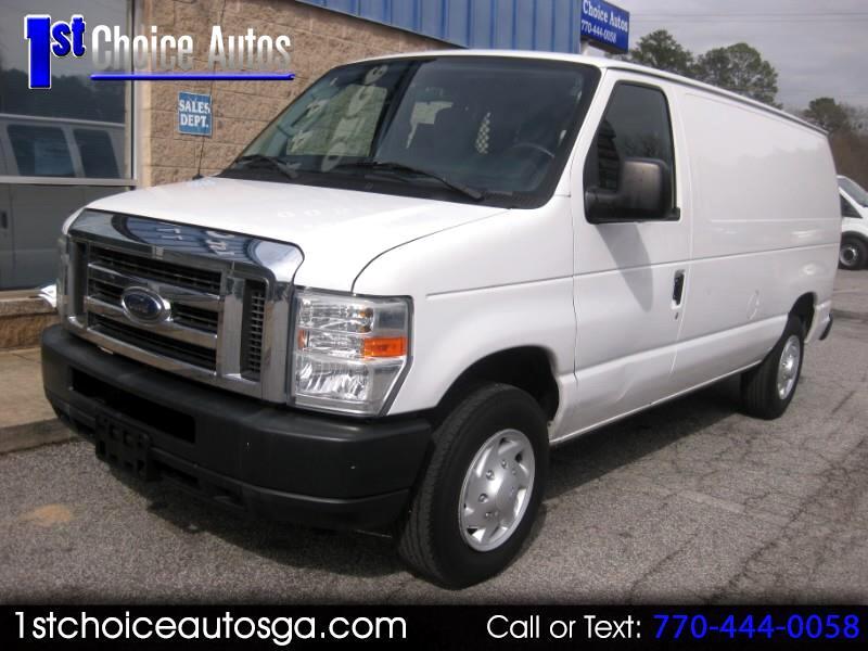 2010 Ford Econoline Cargo Van E-150 Recreational