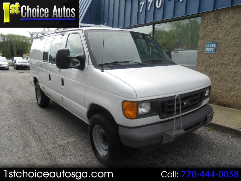 2007 Ford Econoline Cargo Van E-250 Recreational