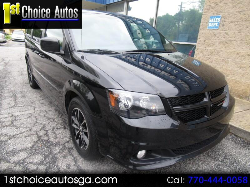 2016 Dodge Grand Caravan 4dr Wgn R/T