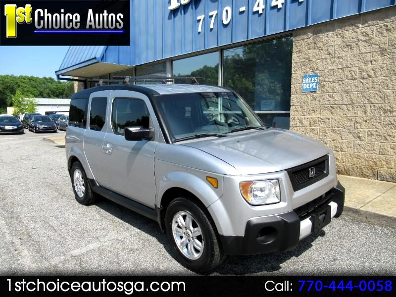 2006 Honda Element 2WD EX-P MT
