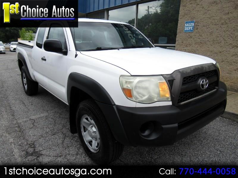 2011 Toyota Tacoma 2WD Access V6 AT PreRunner (Natl)