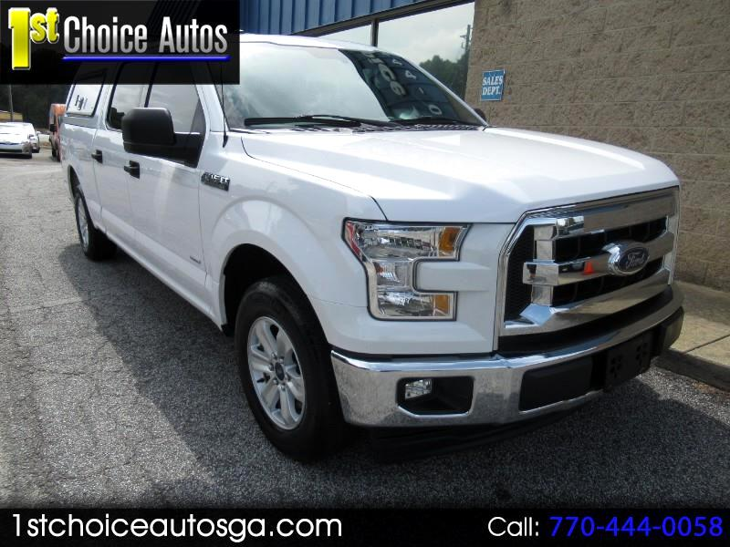 2017 Ford F-150 Platinum 2WD SuperCrew 6.5' Box