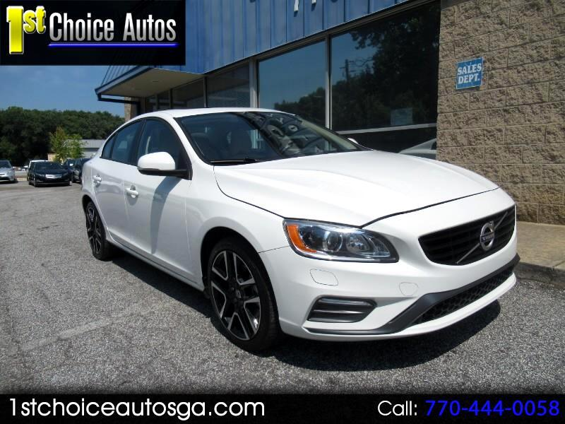 2017 Volvo S60 T5 FWD Dynamic