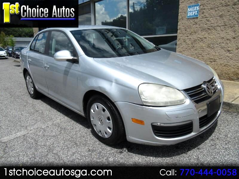 2006 Volkswagen Jetta Sedan 4dr Value Edition Auto PZEV