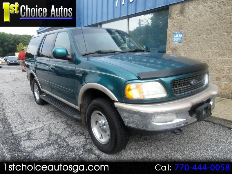 "1998 Ford Expedition 119"" WB Eddie Bauer 4WD"