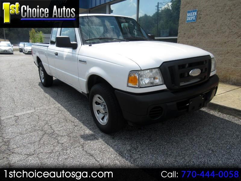 "2008 Ford Ranger 2WD 2dr SuperCab 126"" Sport"