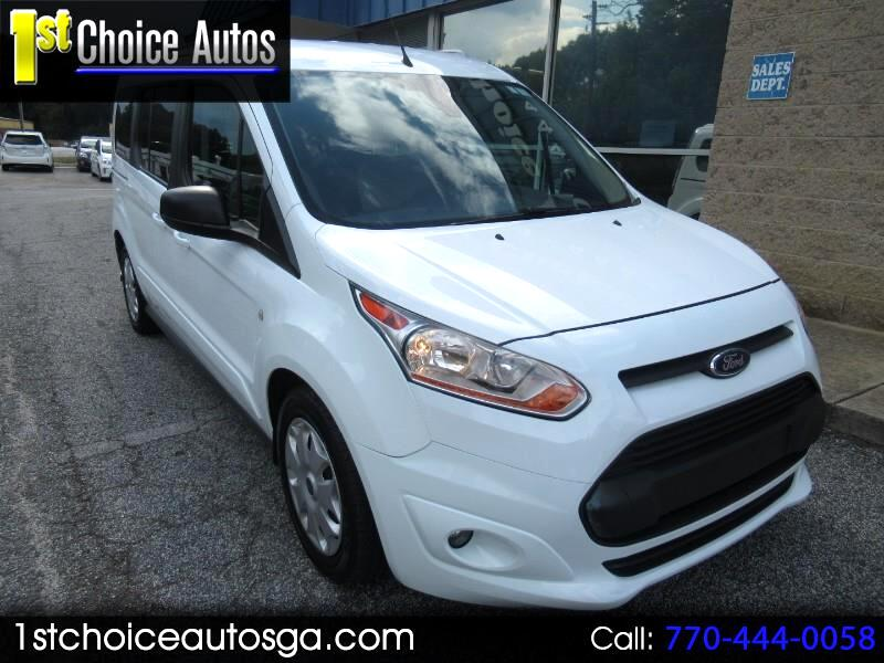 2016 Ford Transit Connect Wagon 4dr Wgn LWB XLT w/Rear Liftgate