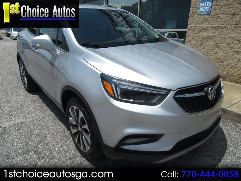 2017 Buick Encore FWD 4dr Essence
