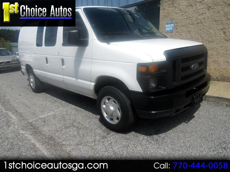 2012 Ford Econoline Cargo Van E-150 Recreational