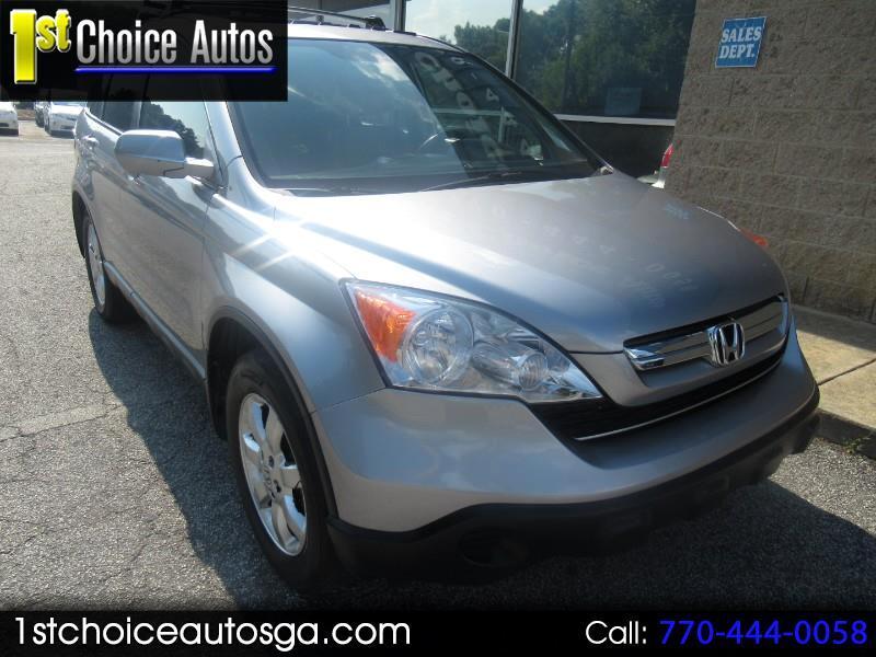 2007 Honda CR-V 2WD 5dr EX-L