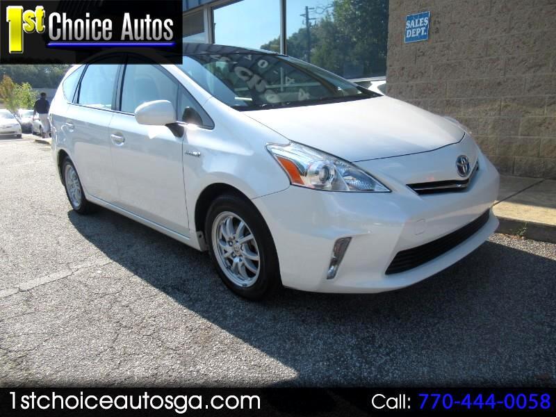 2014 Toyota Prius V 5dr Wgn Three (Natl)
