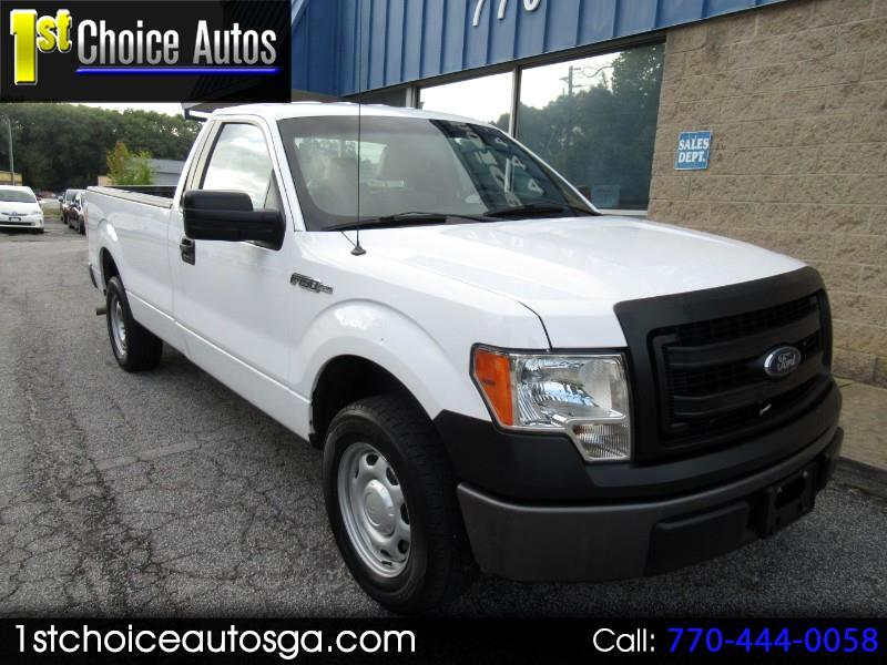 "2014 Ford F-150 Reg Cab 145"" XL"