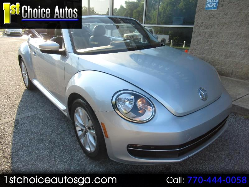 2014 Volkswagen Beetle Convertible 2dr Man 2.0L TDI