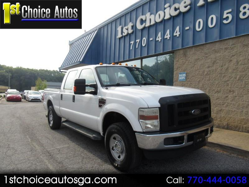 "2009 Ford Super Duty F-250 SRW SRW 4WD Crew Cab 156"" XL"