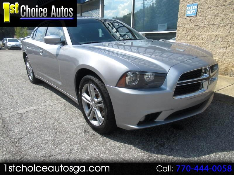 Dodge Charger 4dr Sdn SXT AWD 2014