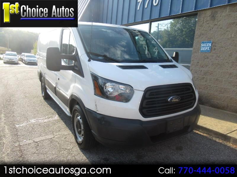 "2016 Ford Transit Cargo Van T-150 130"" Low Rf 8600 GVWR Swing-Out RH Dr"
