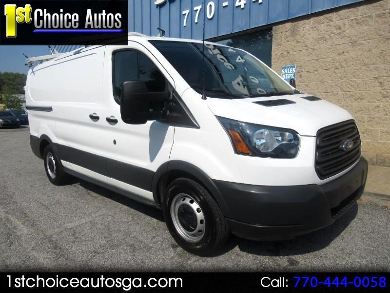 "2016 Ford Transit Cargo Van T-150 130"" Low Rf 8600 GVWR Sliding RH Dr"