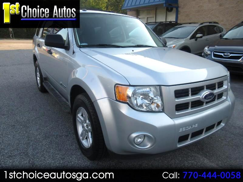 2010 Ford Escape 4WD 4dr Hybrid