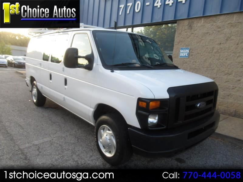 2009 Ford Econoline Cargo Van E-150 Recreational