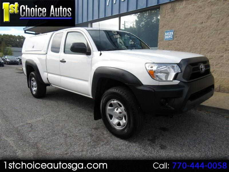 2015 Toyota Tacoma 2WD Access Cab I4 AT PreRunner (Natl)