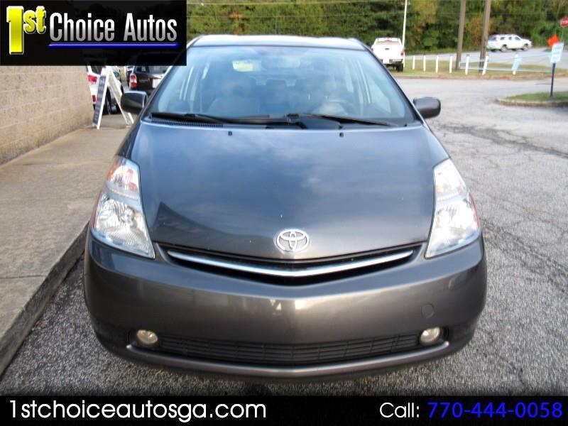 Toyota Prius 5dr HB (Natl) 2008