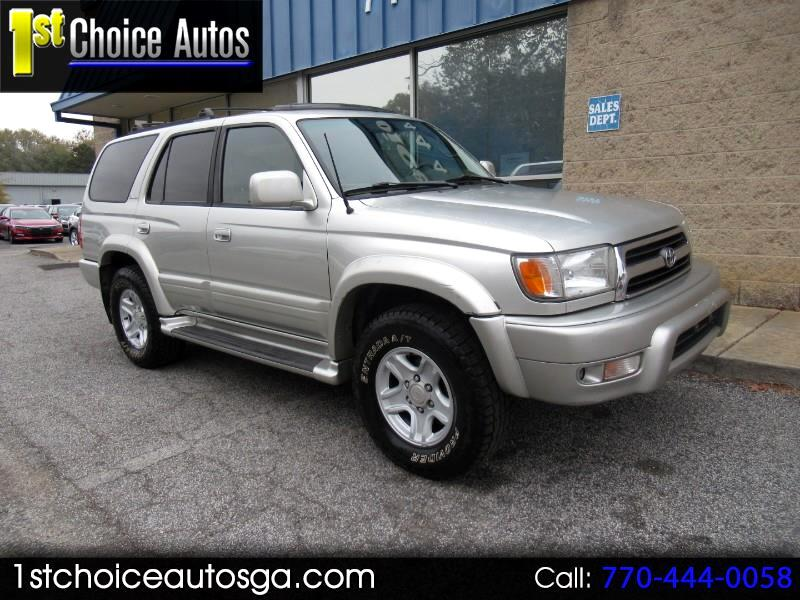 Toyota 4Runner 4dr Limited 3.4L Auto 1999