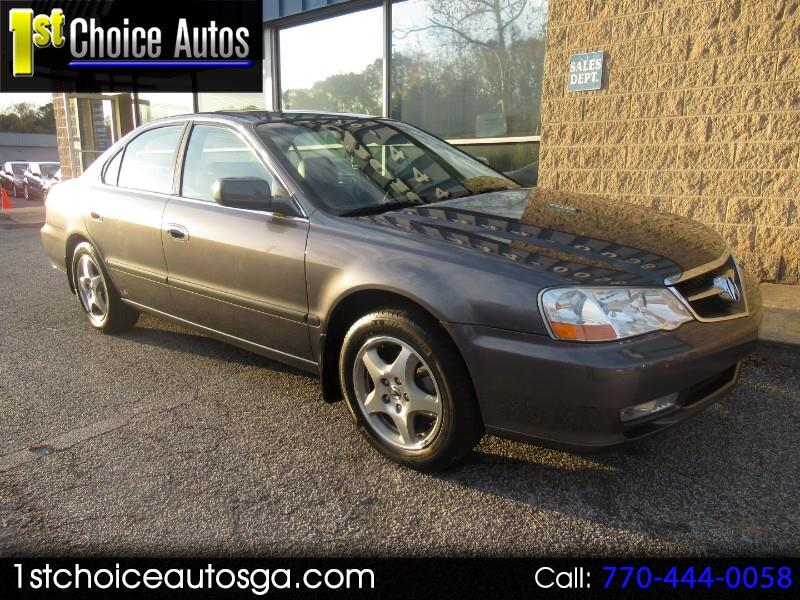 2003 Acura TL 4dr Sdn 3.2L