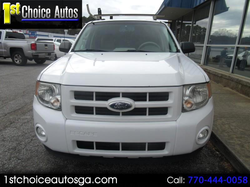 Ford Escape FWD 4dr Hybrid 2012