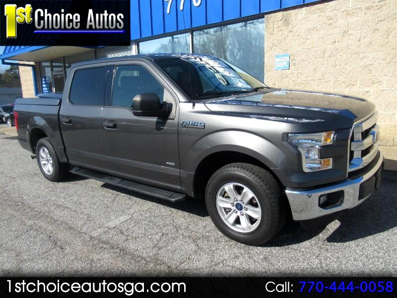"Ford F-150 2WD SuperCrew 157"" XLT 2015"