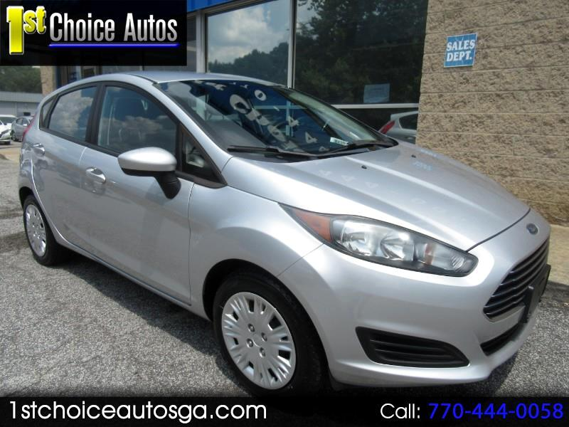Ford Fiesta 5dr HB S 2016
