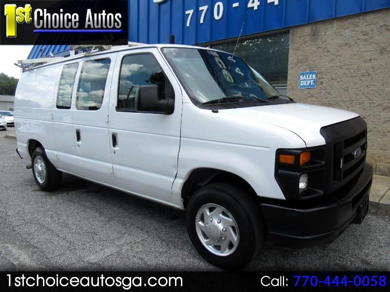 Ford Econoline Cargo Van E-150 Commercial 2012