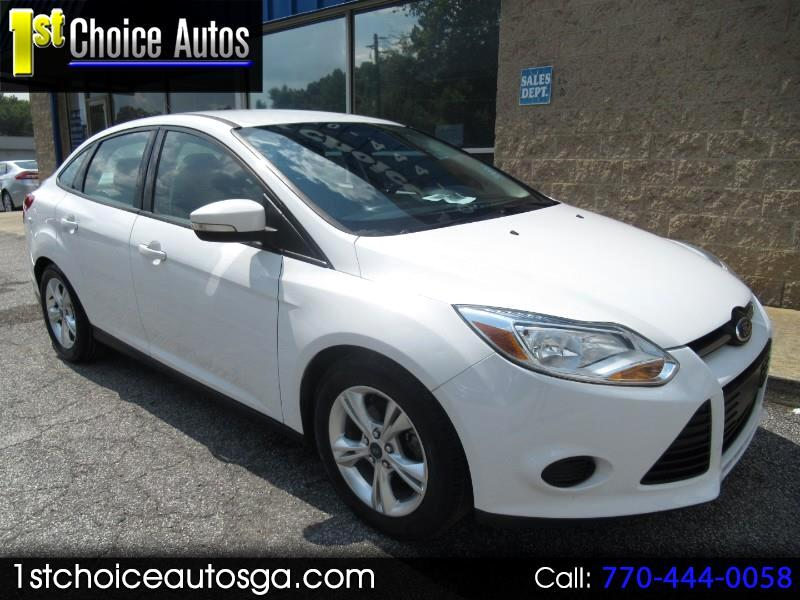 Ford Focus 4dr Sdn SE 2014