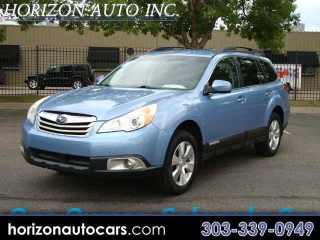 2010 Subaru Outback 3.6R Premium