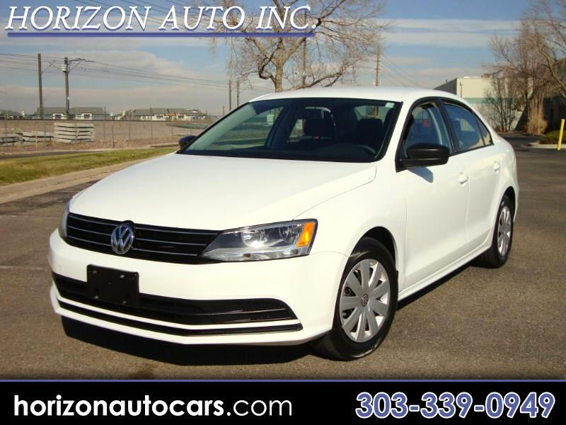 2016 Volkswagen Jetta 1.4T S Manual