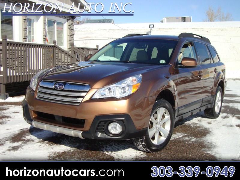 2013 Subaru Outback 2.5i Limited