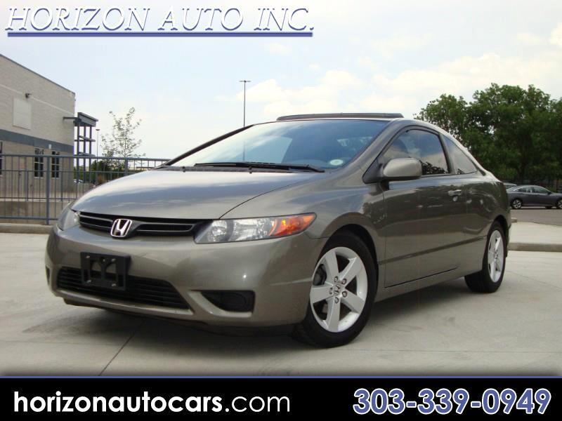 2006 Honda Civic EX Coupe AT