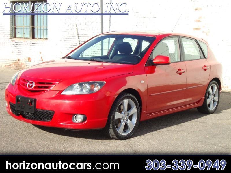 Mazda MAZDA3 s 5-Door 2004