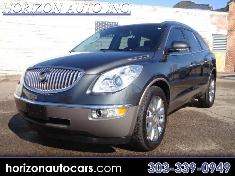 Buick Enclave Premium AWD 2012