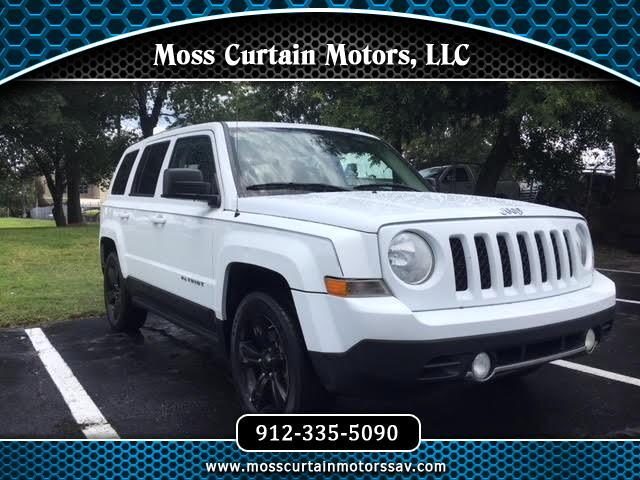 2012 Jeep Patriot Latitude 2WD