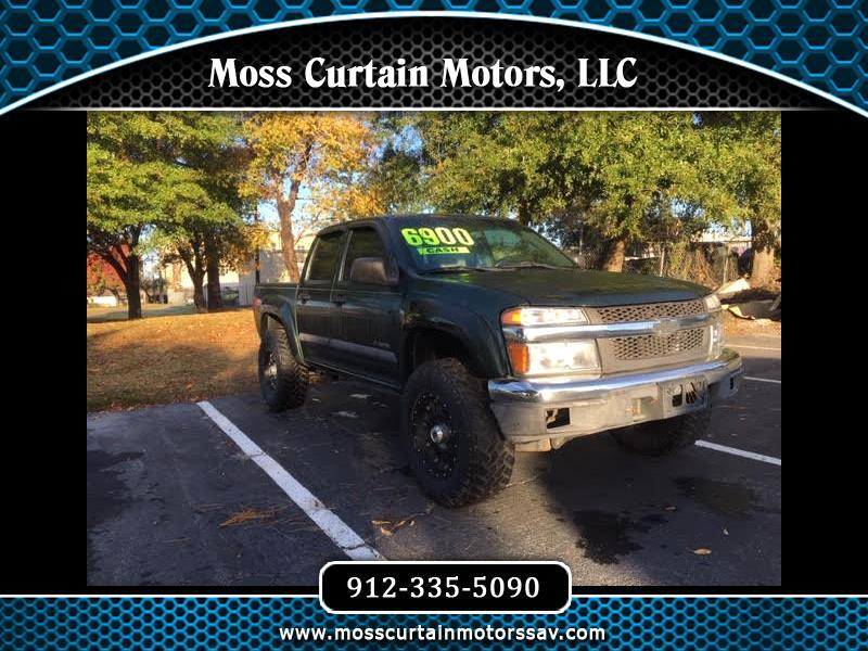 2004 Chevrolet Colorado Z85 Crew Cab 2WD