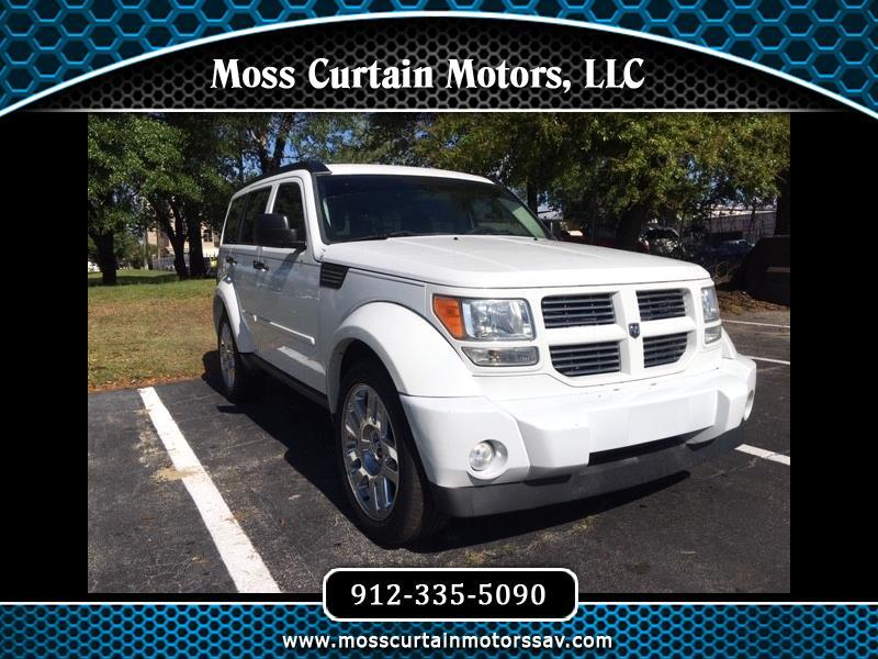 2011 Dodge Nitro Heat 2WD